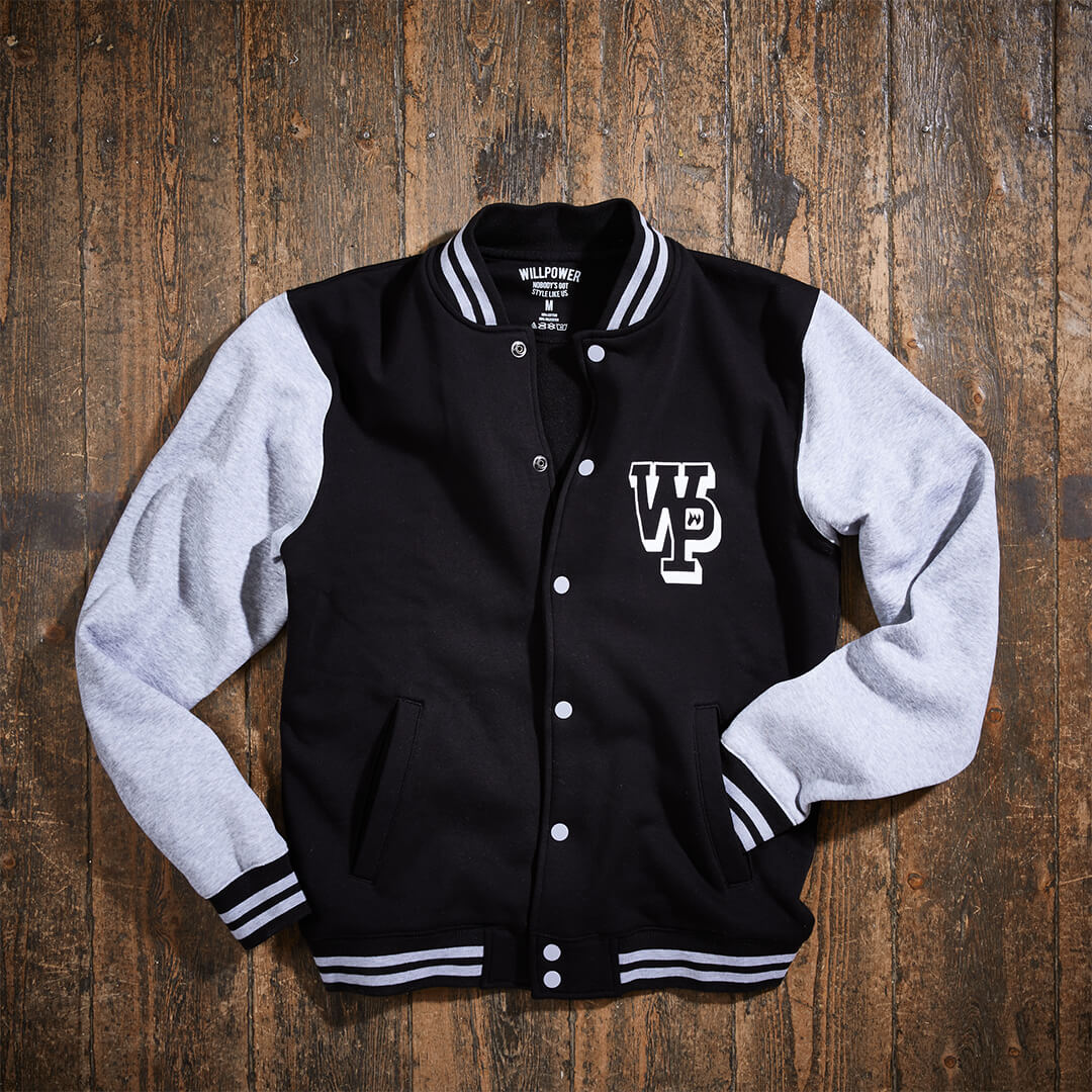 Willpower College Jacket