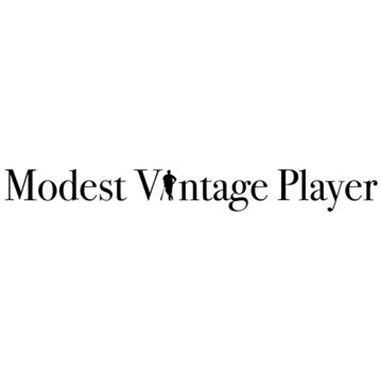 Modest Vintage Player
